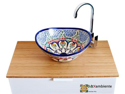Mexicaanse Wastafel waskom