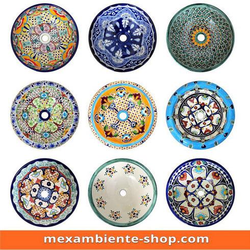 Mexicanske håndvaske