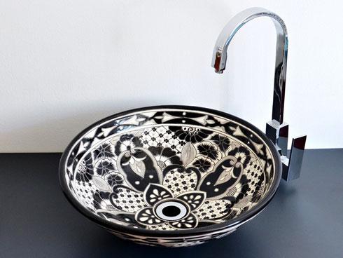 Mexambiente Aufsatzwaschbecken