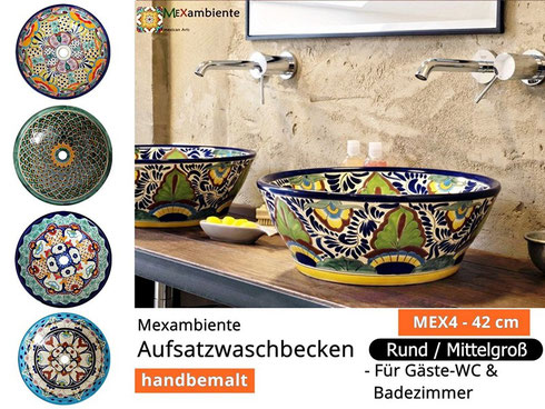 Mexican Sink by Mexambiente