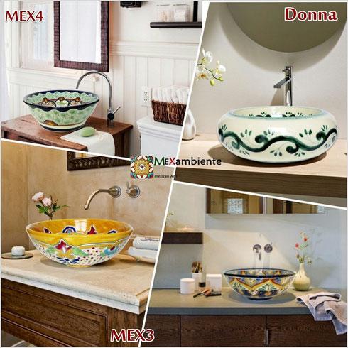 mexico waschbecken