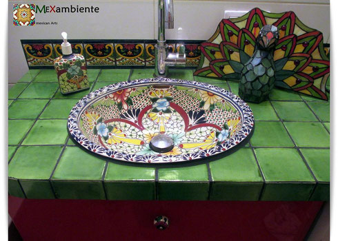 Mexambiente - mexican Sinks