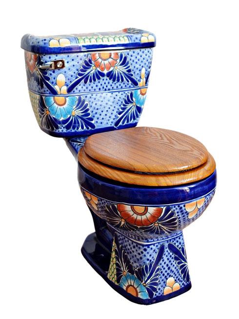 Mexikanische Toiletten von Mexambiente