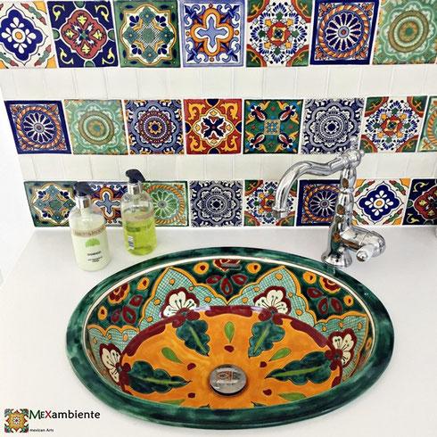 mexikanische waschbecken foto