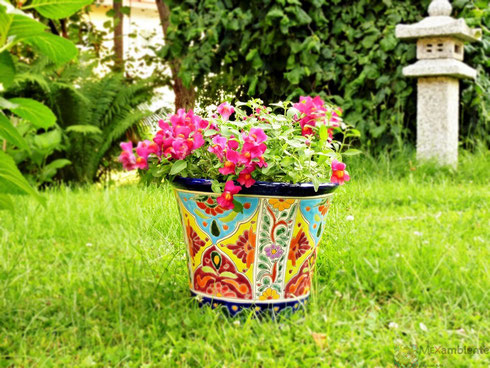 Mexambiente Blumentöpfe