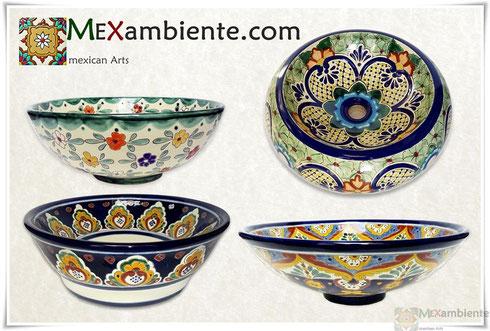 handgemaakte lavabo wastafel van Mexico