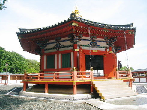 成田山 聖徳太子堂