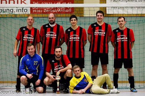 Zweite Mannschafte gewinnt Turnier der FSG Vorfläming II.