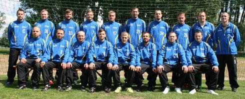Walternienburger SV II. 2012/2013
