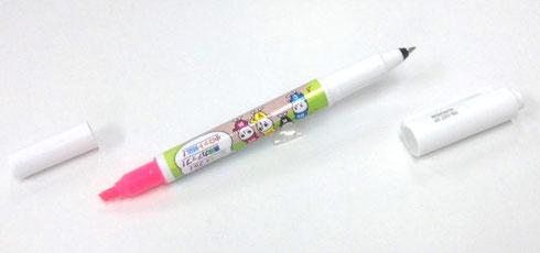 三菱鉛筆 ボールペン+蛍光ペン