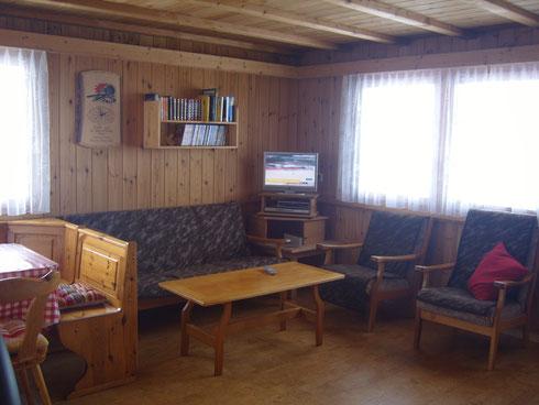 Wohnecke, TV, DVD, WLAN