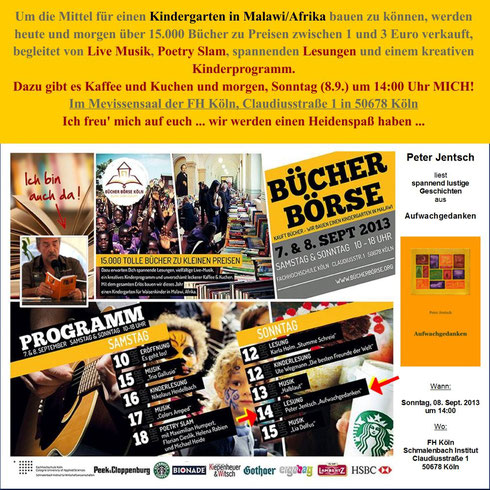 Bücher Börse Köln 2013