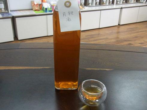 月桃酒(出来上がり)