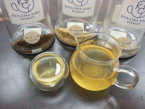 水・腎ブレンド茶