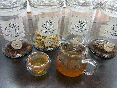 菊楂決明茶