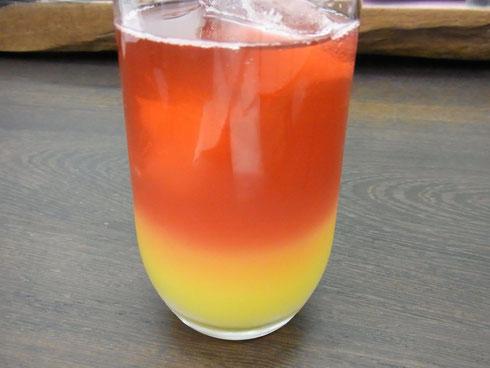 ハイビスカスオレンジ