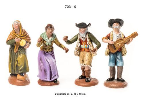 Figuras Belenes Ciudad Real