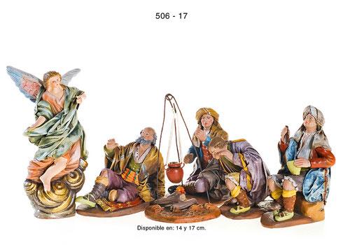 Figuras Pesebres Anunciación
