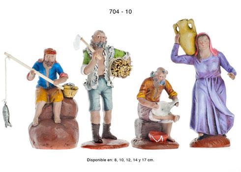 Figuras Pesebres