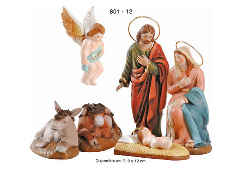 Nacimientos Figuras para Portales de Belén