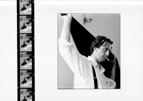 Giovanni Gastel © 1998 Alessandro Tintori