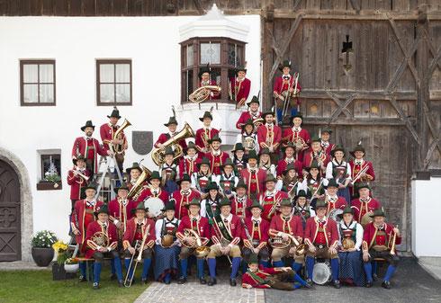 Die Musikkapelle Natters wird  im nächsten Juni erneut nach Safnern reisen.