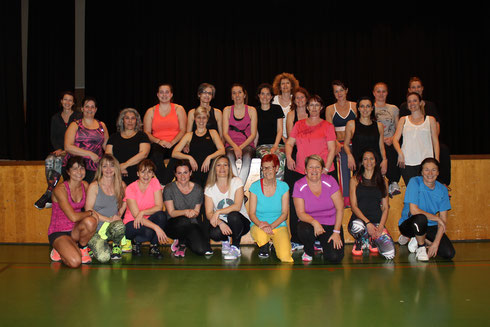 Ladies fit avril 2017
