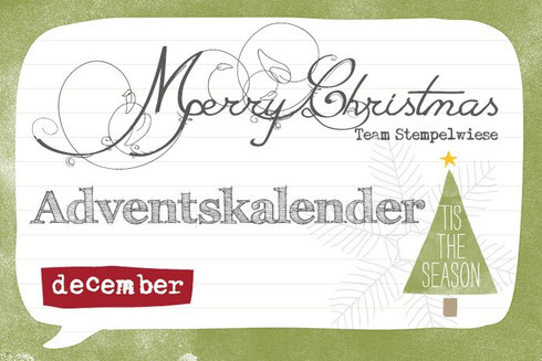 Team Stempelwiese**Adventskalender Türchen Nr. 9