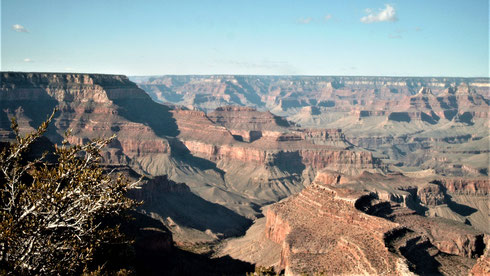 Grand Canyon Tipps Anreise Lage Route