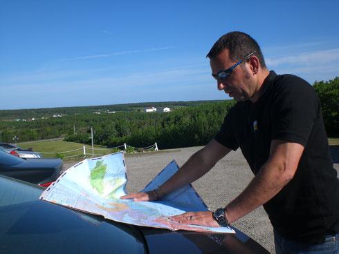 Mietwagen, was beachten GPS Paket