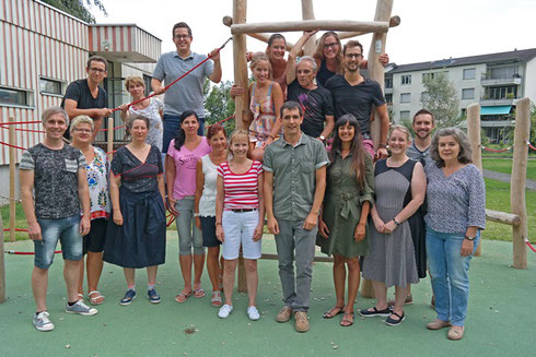 Roggern 2 Team Schuljahr 2018/19