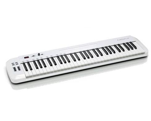 Best Midi Keyboard SAMSON CARBON 61 USB MIDI CONTROLLER
