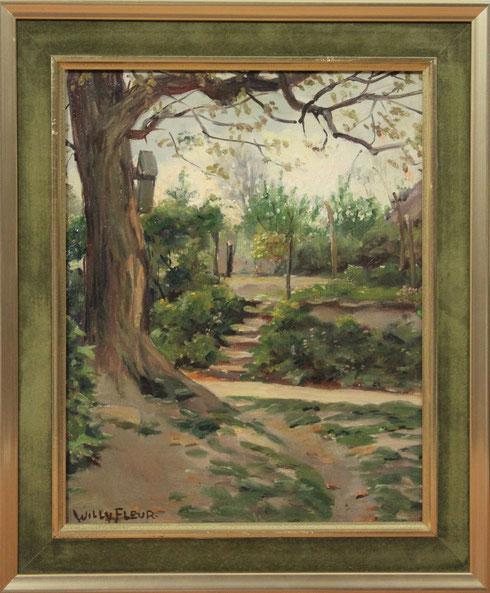 te_koop_aangeboden_een_landschaps_schilderij_van_de_nederlandse_kunstschilder_willy_fleur_1888-1967