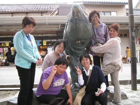みんなで鳥取に行きました~