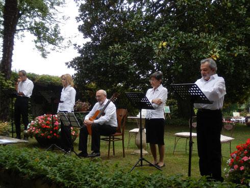 """""""Voci fra le colline"""", recital dedicato a Cesare Pavese, a cura della Compagnia del Teatro Instabile delle """"Gambe sotto il tavolo"""""""