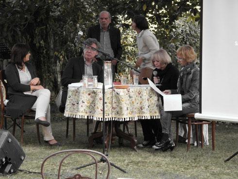Poetry Reading (autori inglesi e francesi) - foto Cesare Dellafiore