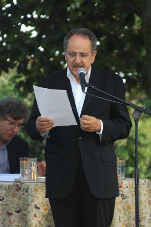 Recital di Mario Brusa al Meleto - Album di Manuela Muzzolini