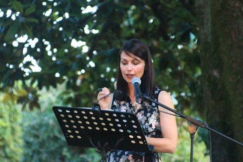 Elena Canone duetta con Mario Brusa al Meleto - Album di Manuela Muzzolini