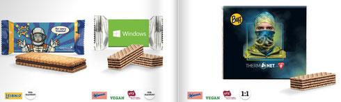 Süßigkeiten bedrucken, Süßigkeiten mit Logo, Gummibärchen mit Logo, Süßigkeiten Werbung