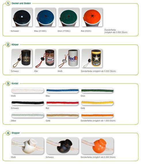 Tee Shaker, Tee Shaker bedrucken, Tee Shaker mit Logo, Tee Shaker bedruckt, Tee Shaker Golfartikel, Tee Shaker Werbemittel