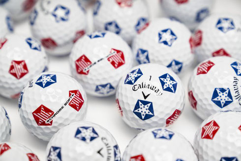 Callaway Golfbälle, Golfbälle mit Logo, Golfbälle bedrucken, Callway Golf, Golfbälle Callaway