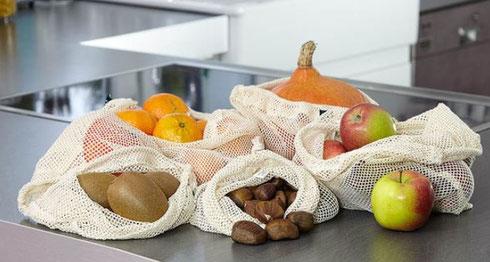 Baumwollbeutel  bedrucken, Baumwollbeutel mit Logo, Obstbeutel bedrucken, Obstbeutel mit Logo, Gemüsebeutel bedrucken