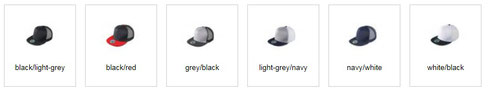 Snapback, Snapback Mesh, Snapback Mesh bedrucken, Snapback Mesh besticken, Snapback Mesh mit Logo, Snapback Mesh mit Logo, Snapback Mesh Werbemittel