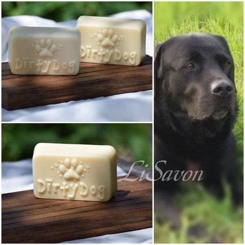 Hundeseife Pflegeseife für den Hund