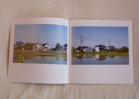 中のページ。6色オフセットの精細で美麗な印刷です。