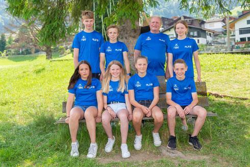 Kaderfoto Region Thunersee 2017/18
