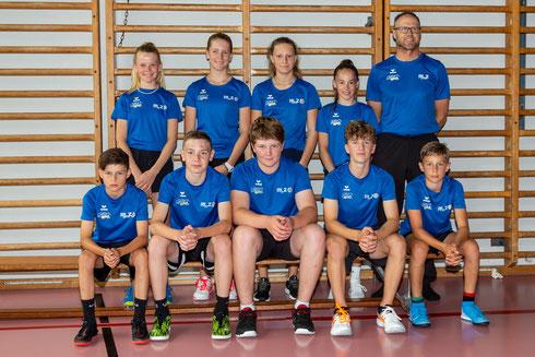 RLZ Frutigen AU14 Kader 2019/20