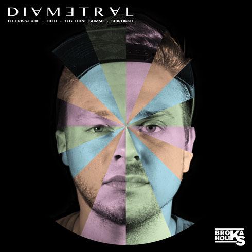 Diametral CD-Cover (2014).