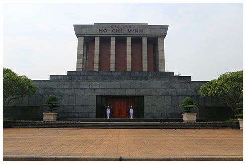 hanoi best places ho chi minh