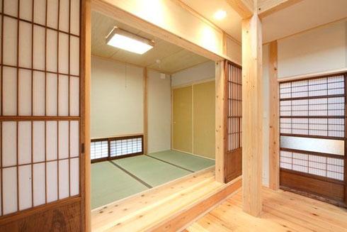 神奈川県の注文住宅・自然素材の家